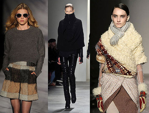 New York Fall 2010 Trend