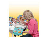 Twin Feeding Tray