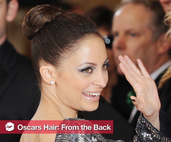 Oscars Beauty: Hairstyles From the Back