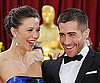 Slide Photo of Jake Gyllenhaal and Maggie at Oscars 2010