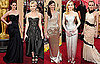 Photos From the Red Carpet at the 2010 Oscars