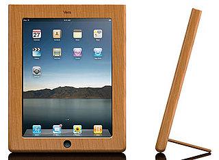 Vers Wood and Bamboo iPad Case