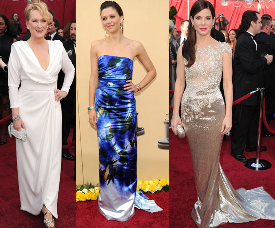 Hottest Oscar Mamas
