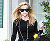 Slide Photo of Reese Witherspoon Leaving the Salon in Beverly Hills