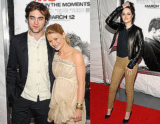 Photos of Robert Pattinson, Kristen Stewart at Remember Me Premiere in NYC 2010-03-01 17:05:00