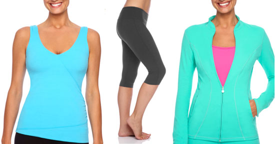 Photos of Beyond Yoga Clothes