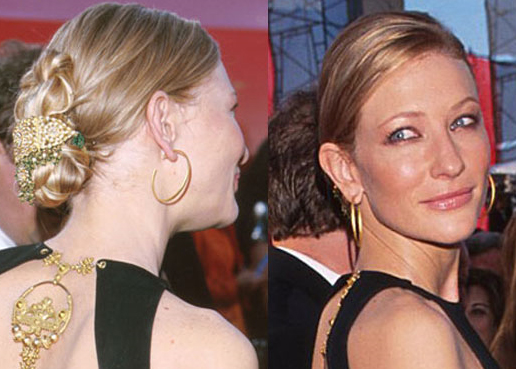 Cate Blanchett's Best Oscars Beauty Looks