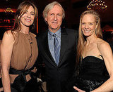 Kathryn Bigelow and James Cameron