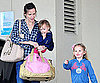 Slide Photo of Jennifer Garner with Violet and Seraphina 2010-03-04 06:30:00