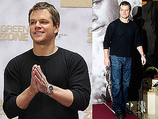 Photos of Matt Damon Promoting Green Zone in Berlin 2010-03-03 15:30:57