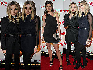 Photos of Mary-Kate Olsen and Ashley Olsen Promoting Olsenboye at a JC Penney Event 2010-03-03 09:25:16