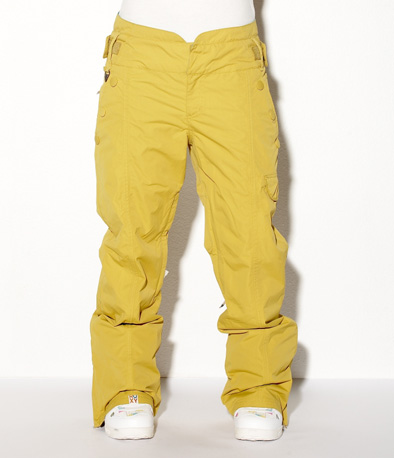 Torah Bright Pant, yellow ($170)