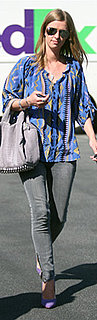 Nicky Hilton Carries Alexander Wang Bag