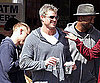 Photos of Eric Dane Grabbing Coffee to Go in Los Angeles