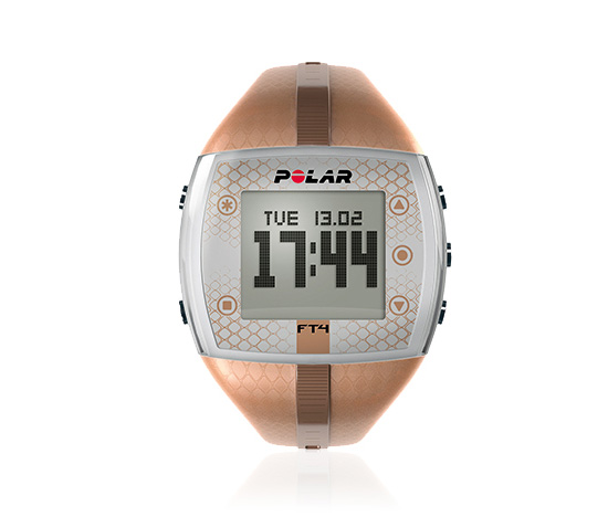 Polar FT4 Heart Rate Monitor ($90)