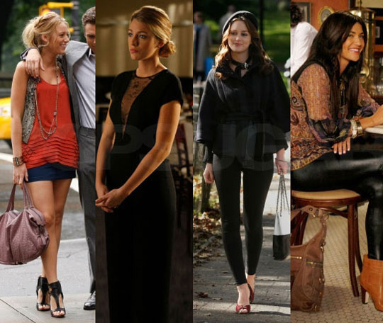 CelebStyle's Top Gossip Girl Looks