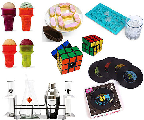 10 Geeky Kitchen Gadgets