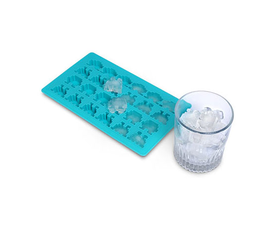 Ice Invaders Ice Cube Trays ($7.50)