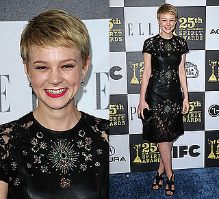 Carey Mulligan at 2010 Independent Spirit Awards 2010-03-05 20:30:25