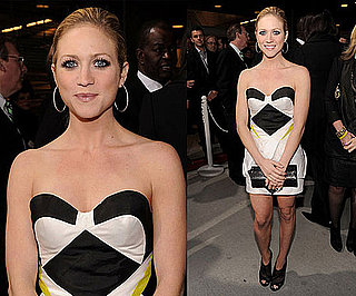 Brittany Snow at 2010 Independent Spirit Awards