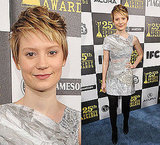 Mia Wasikowska at 2010 Independent Spirit Awards 2010-03-05 20:10:47