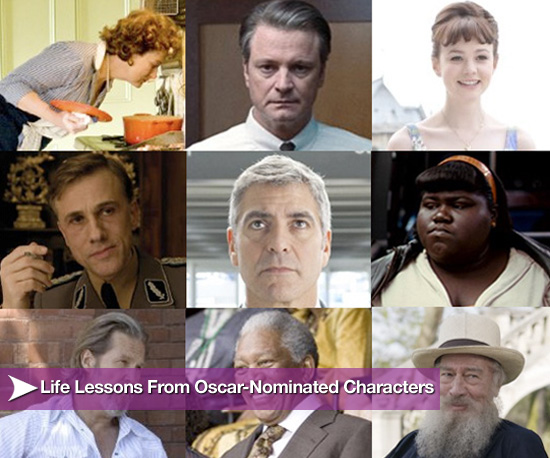 Quotes From Oscar-Nominated Characters