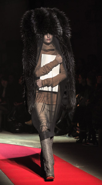Paris Fashion Week: Maison Martin Margiela Fall 2010