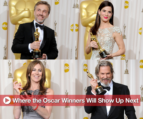 Where the Oscar Winners Will Show Up Next