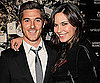 Slide Photo of Dave Annable and Odette Yustman at the Pre-Oscar Weinstein Company Party in LA