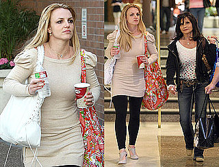 Photos of Britney Spears Shopping With Mom Lynne in LA