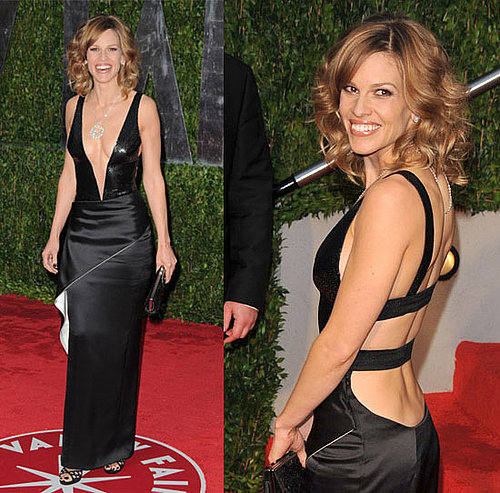 Hilary Swank at 2010 Oscars