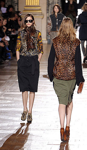 2010 Fall Paris Fashion Week