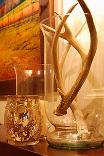 Cool Decorating Idea For Antlers