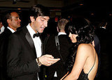 Olympic Gold Medalist Evan Lysacek and Vanessa Hudgens