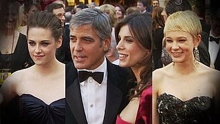 Kristen Stewart, George Clooney, Carey Mulligan, and More Stars on the 2010 Oscar Red Carpet 2010-03-08 14:42:59