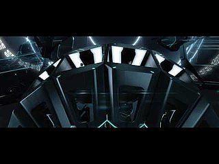 Video of the Teaser Trailer For Tron Legacy 2010-03-09 11:30:48