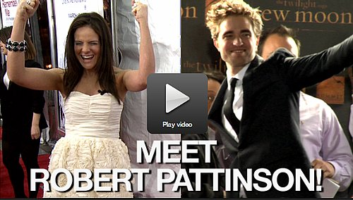 I'm a Huge Fan: Robert Pattinson and Remember Me, Part One!