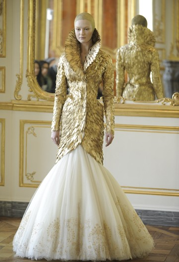 2010 Fall Paris: Alexander McQueen