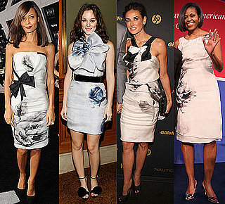 Celebrities Wearing Prabal Gurung