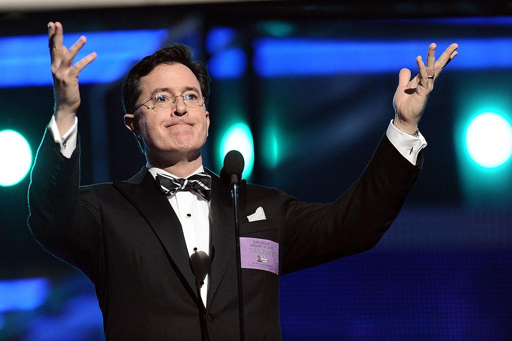 Stephen Colbert, Knox College