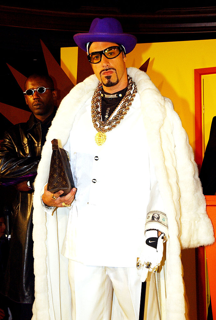 Sacha Baron Cohen as Ali G., Harvard University