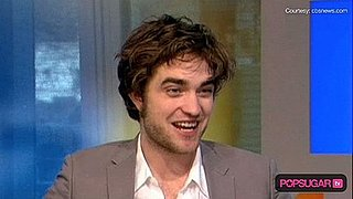 Robert Pattinson's Interview on The Early Show 2010-03-09 15:30:53