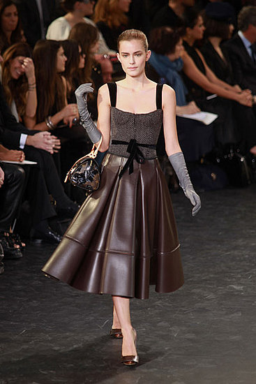 Adriana Lima, Bar Refaeli, Laetitia Casta, and Elle Macpherson Add Voluptuousness to Louis Vuitton's Fall 2010 Runway