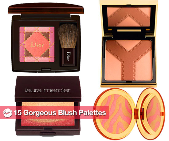 Pretty Palettes: 15 Breathtaking Blushes