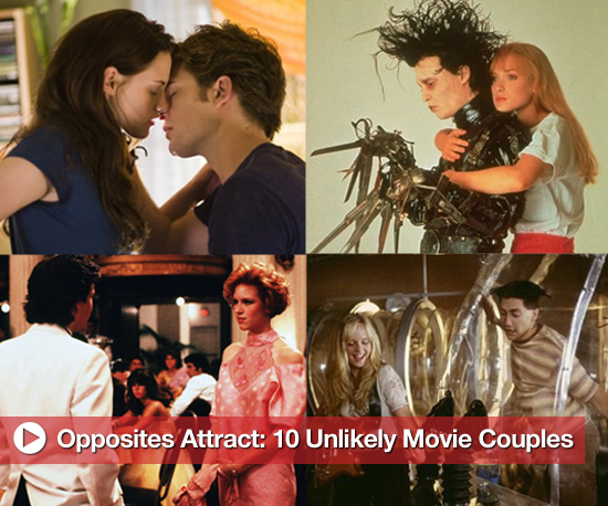 Opposites Attract: 10 Unlikely Movie Couples