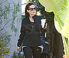 Slide Photo of Sandra Bullock Working Out