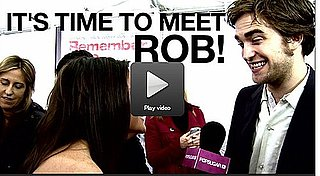 Video Robert Pattinson Remember Me Premiere