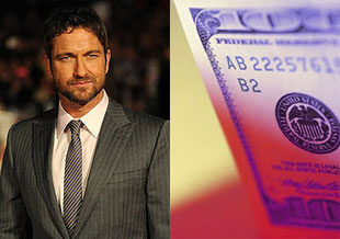How Much Would Gerard Butler Make as a Real Bounty Hunter?