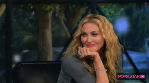 Madonna on The Marriage Ref