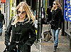 Photos of Sienna Miller Out in NYC Before Jude Law Hosts SNL